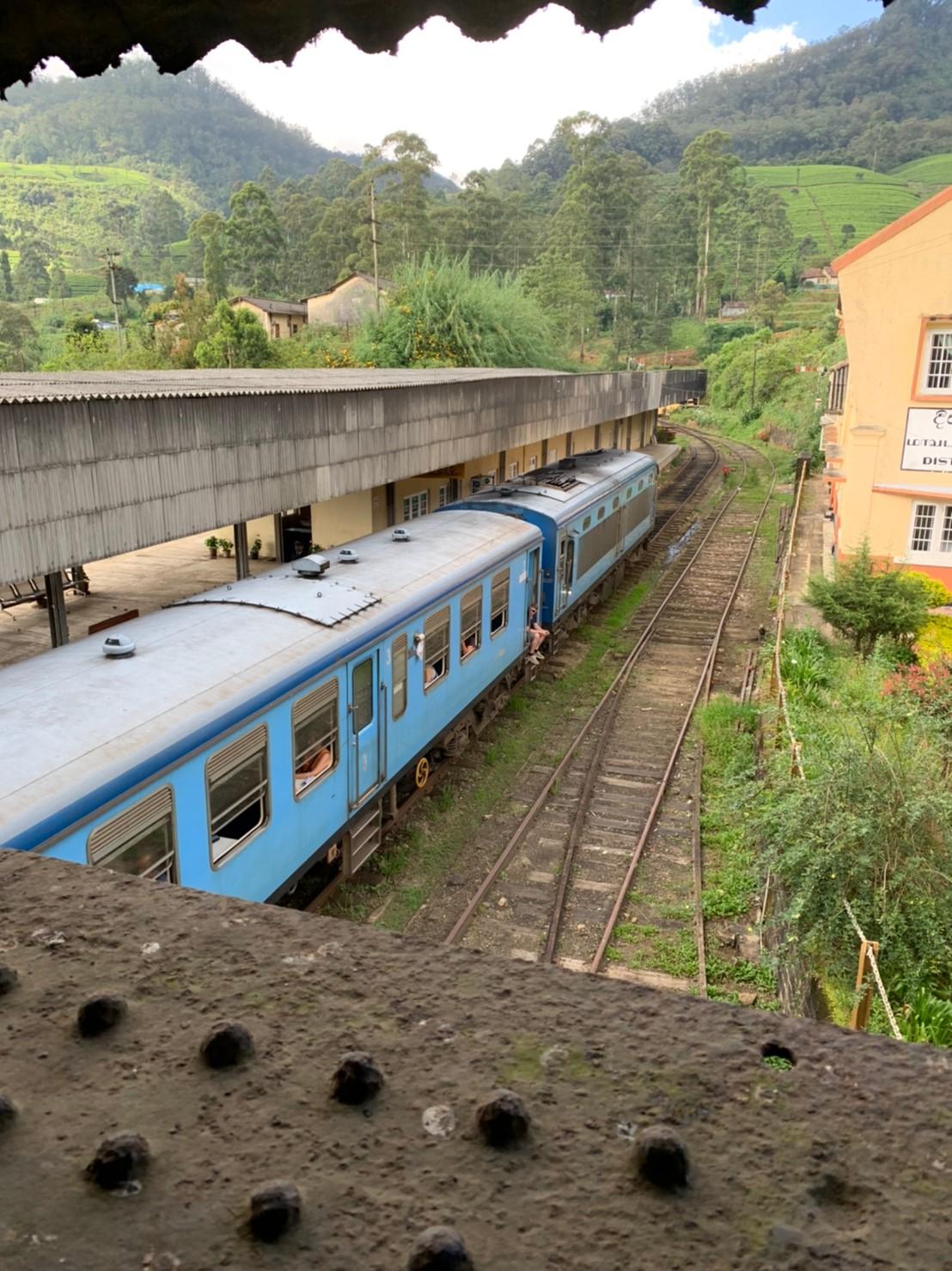 ナヌオヤ駅