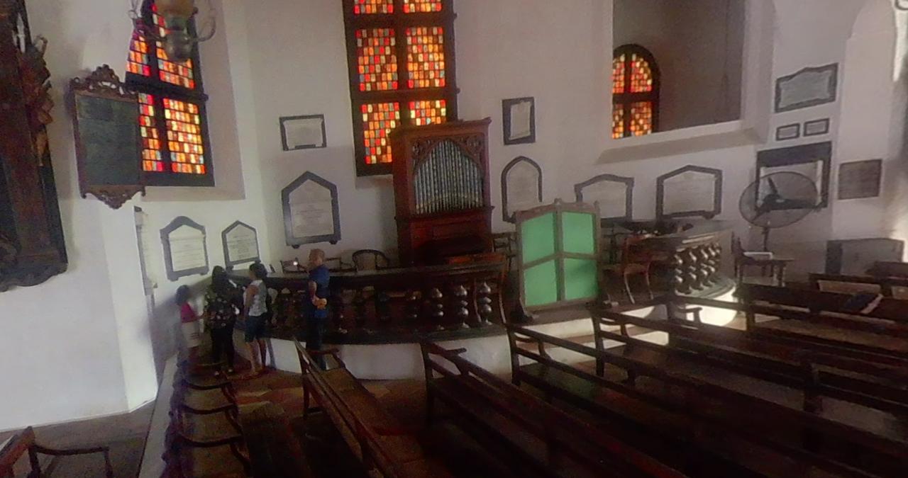 オランダ改革派教会のオルガン