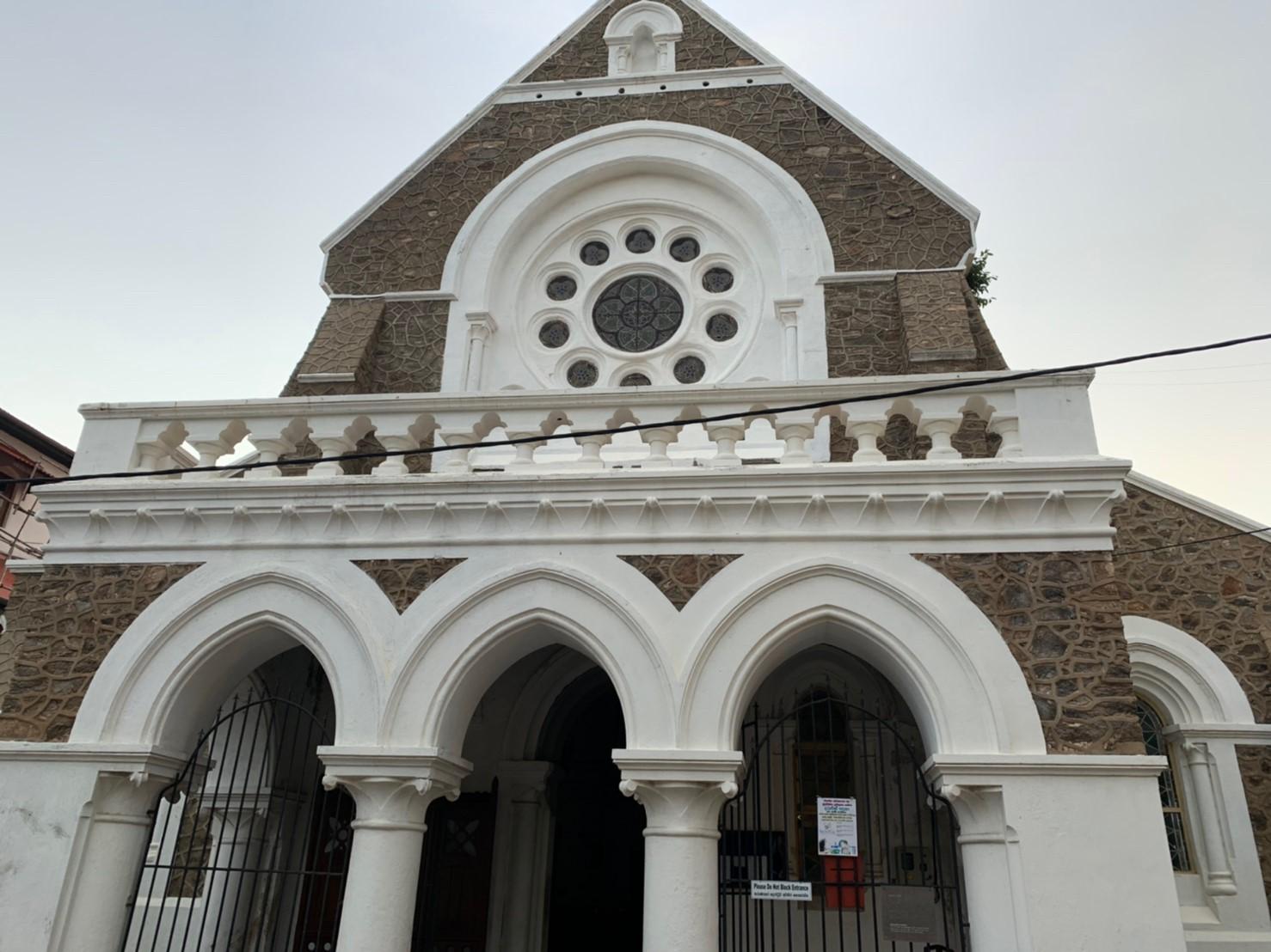オールセインツ教会