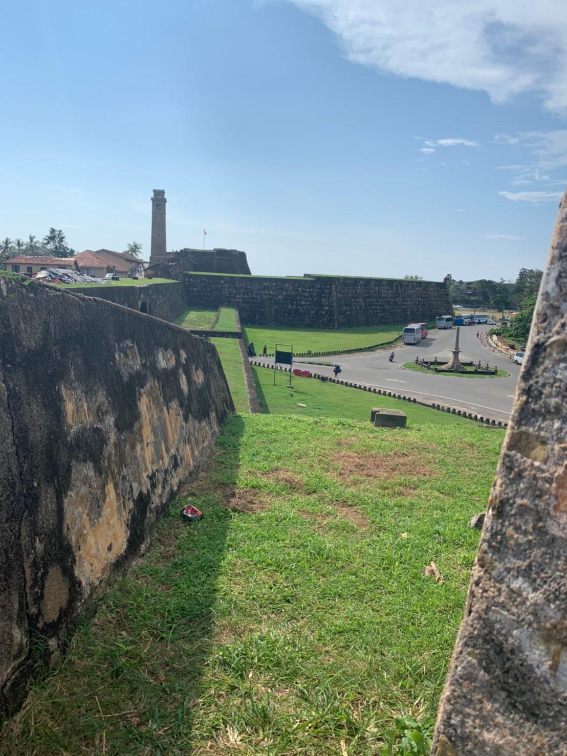 ゴールの要塞