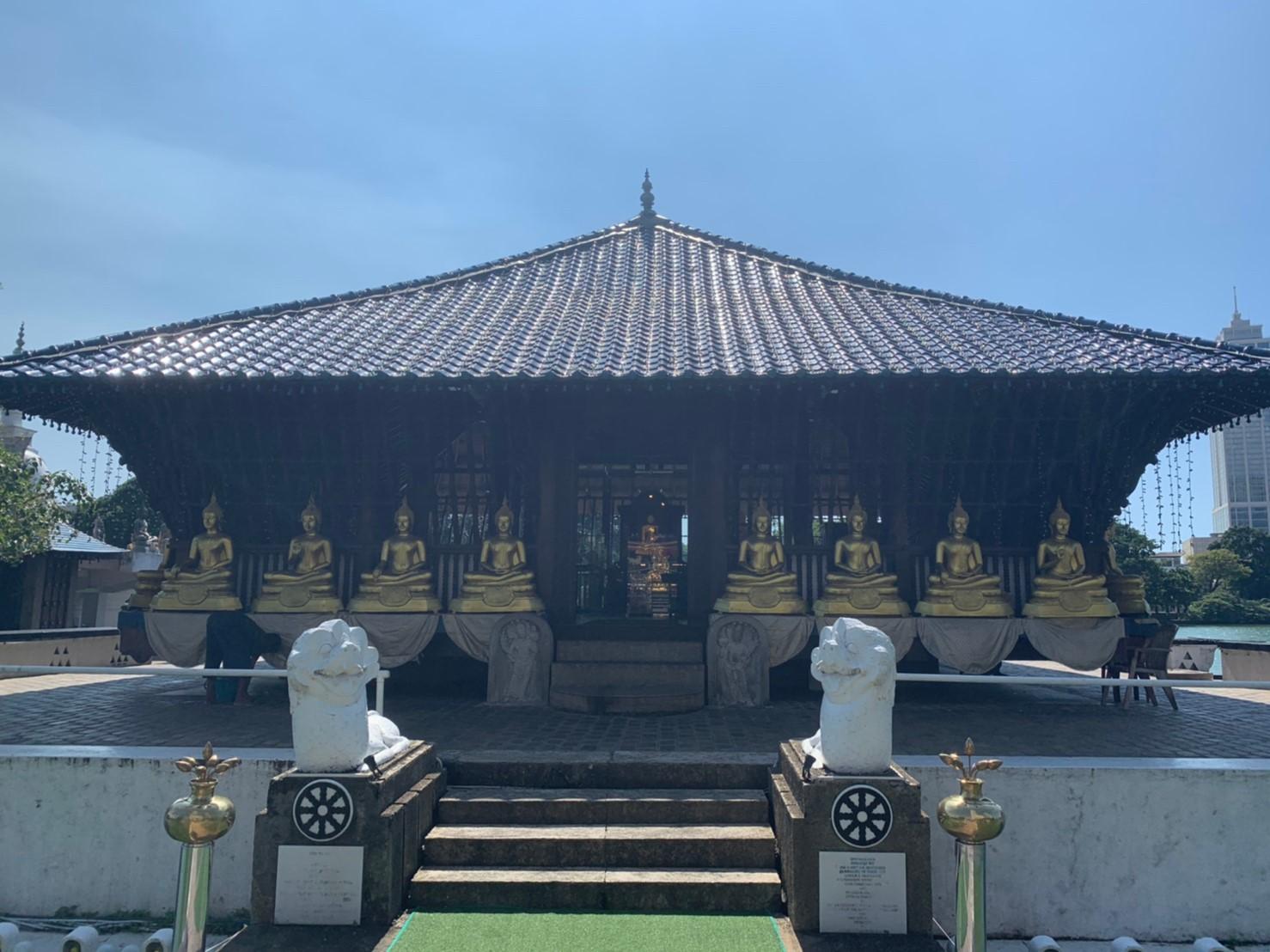 Gangarama sema malikaya
