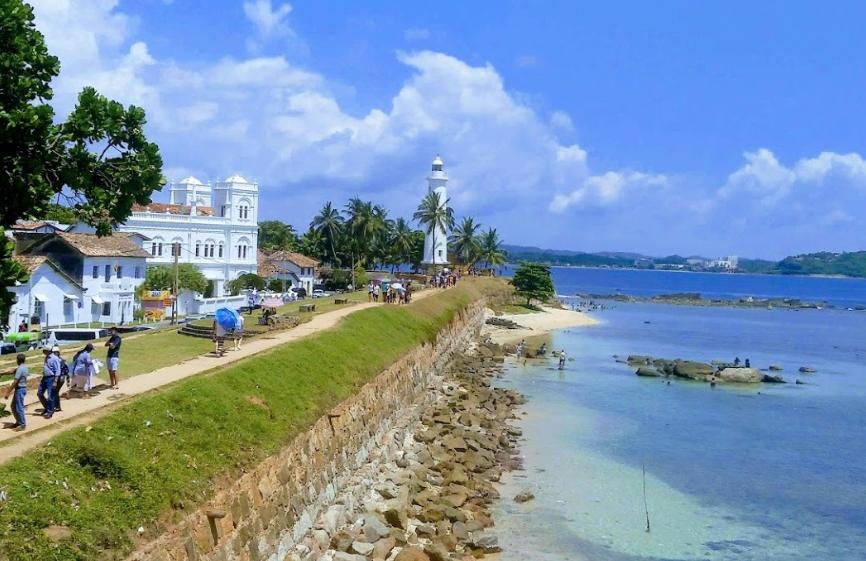スリランカの世界遺産『ゴール』
